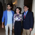 Sidharth And Karisma Spotted At AIOS' National Diabetes Initiative