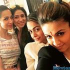 Bollywood Babes At Natasha Poonawalla's Baby Shower