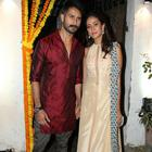 Celebs At Masaba's Mehendi Ceremony