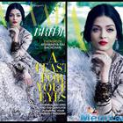 Aish Dazzles On Harper's Bazaar Bride Dec Issue