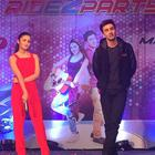 Ranbir And Alia Promote A Reputed Brand Hero Pleasure