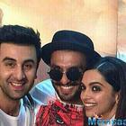 what Boyfriend Ranveer Singh Feels About Deepika Padukone Working With Ranbir Kapoor