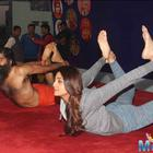 Shilpa And Baba Ramdev Hilarious Yoga Session In Mumbai
