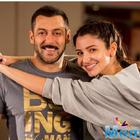 Share a pic of Anushka's day one shooting for sultan
