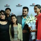 Deepika Padukone Attended The Launch Of Tissot's New Watch