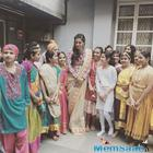 Sonam celebrated Republic Day at Neerja Bhanot school