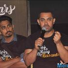 Aamir Khan clarified:I never said of leaving country