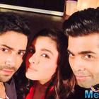 Varun and Alia signed for KJo's dream project Suddhi