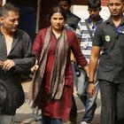 Vidya Balan completed the shoot of upcoming thriller 'Te3n'