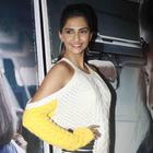 Sonam spotted at Neerja's new song 'Aankhen Milayeinge Daar Se' launch event