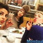 A look at Stars Priyanka Chopra, Shilpa Shetty, Sonam Kapoor's Sunday feast