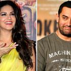 Why did Sunny Leone come to Dangal set to meet Aamir Khan