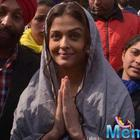 Aish visited golden temple in Amritsar during Sarbjit shoot