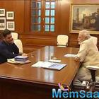 Why did Aamir meet PM Narendra Modi