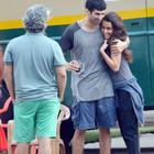 Aditya Roy Kapur and Shraddha Kapoor start shooting for OK Janu