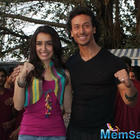 Shraddha Kapoor on her dance competitions with Tiger Shroff