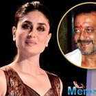 Find out!  Kareena will be a part of Sanjay Dutt's Biopic