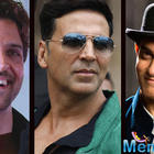 Aamir Khan, Hrithik Roshan and Akshay Kumar to battle it out