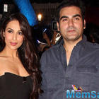 Arbaaz ends divorce rumours, dines out with Malaika and family