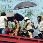 A song sequence for Rangoon shoot in Arunachal Pradesh