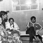 Unseen pic of Amitabh Bachchan with Vinod Khanna, Sunil Dutt, Nargis and other legends