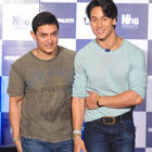 Tiger Shroff: Aamir keeps raising the bar for everybody and himself