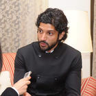 Farhan Akhtar: 'I don't desire to comment  on alleged linkups with Aditi and Kalki'
