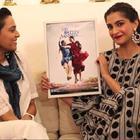 The first poster of Swara Bhaskar-starrer 'Nil Battey Sannata'  launch by Sonam