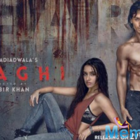 Tiger Shroff and Shraddha unveil first 'Baaghi' poster