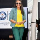 Sonakshi participates in guinness world record challenge on women's day