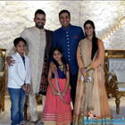 Candid pics of Irfan Pathan's grand wedding bash, held in Vadodara