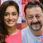Shraddha: I've not been offered a film with Sanjay Dutt