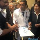 Shah Rukh Khan pays surprise visit to children at Abu Dhabi hospital