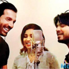 John Abraham sings romantic song for Rocky Handsome