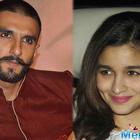 Ranveer Singh and Alia Bhatt in Zoya's next