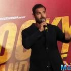 John Revealed: Rocky Handsome Has 'World Class' Action Sequences
