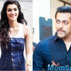 Will Kriti Sanon be Salman's Juliet?
