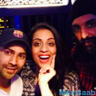 Varun Dhawan's dinner date with 'Superwoman' aka Lilly Singh