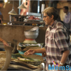Amitabh explores fish markets in Kolkata