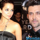 Hrithik and Kangana Ranaut sweat it out on the dance floor