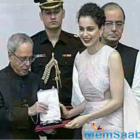 Kangana Ranaut bags 3rd National Film Award