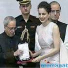 Kangana Ranaut bags 3rd National Film Award