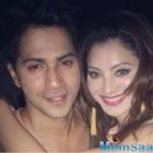 Varun Dhawan and Urvashi Rautela get cozy on the late night date