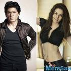 Shah Rukh Khan taught me to be humble:Waluscha De Sousa