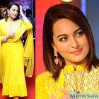 Sonakshi Sinha worked as an Usher