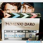 Finally! Hrithik wrapped up Mohenjo Daro