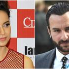 Kangana skipped the royal gala, bonds with Saif and Kareena