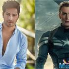 Varun Dhawan to be the voice of Captain America in Hindi dub version of 'Captain America: Civil War'