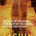 Unveil: Teaser poster of Sachin's biopic Sachin: A Billion Dreams