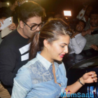 Jacqueline drops by Karan Johar's office, is a new film on the cards?